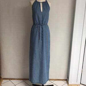 ROMEO+JULIET Denim Long Dress NWOT